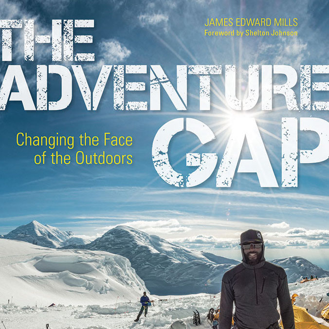 The adventure gap : changing the face of the outdoors