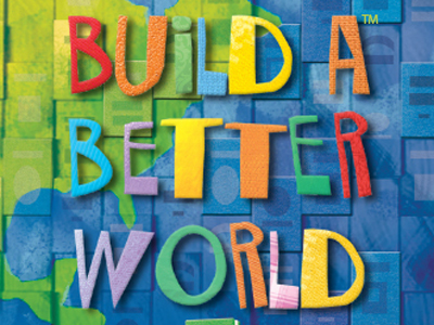 Build a Better World at the Library! Participate in Summer Reading Club 2017.