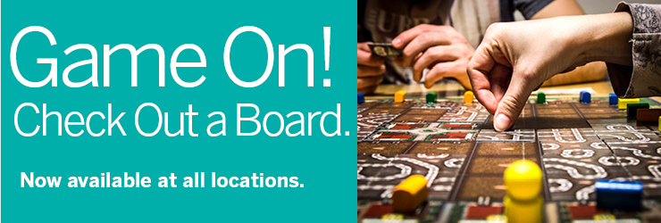 Board Games Splash
