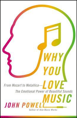 Why you love music : from Mozart to Metallica : the emotional                power of beautiful sounds / John Powell.