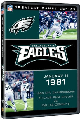 Philadelphia Eagles : 1980 NFC Championship, Philadelphia Eagles vs. Dallas Cowboys