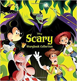 Disney scary storybook collection / all illustrations by the Disney Storybook Art Team
