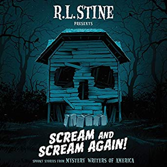 Scream and scream again! : spooky stories from Mystery Writers of America /