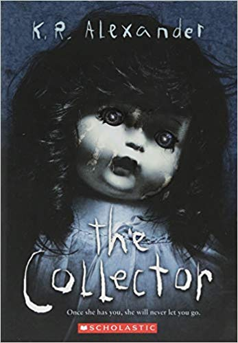 The collector / K. R. Alexander