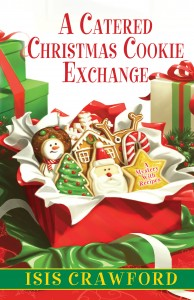 A catered Christmas cookie exchange : a mystery with recipes