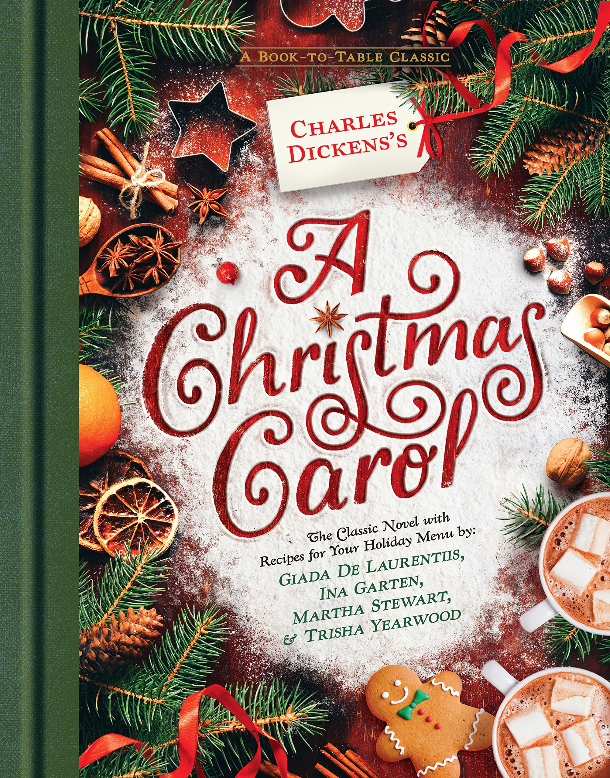 Charles Dickens's a Christmas carol : with select recipes