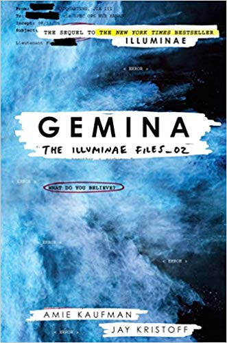 Gemina / Amie Kaufman & Jay Kristoff ; journal illustrations by Marie Lu