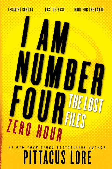 Zero hour / Pittacus Lore