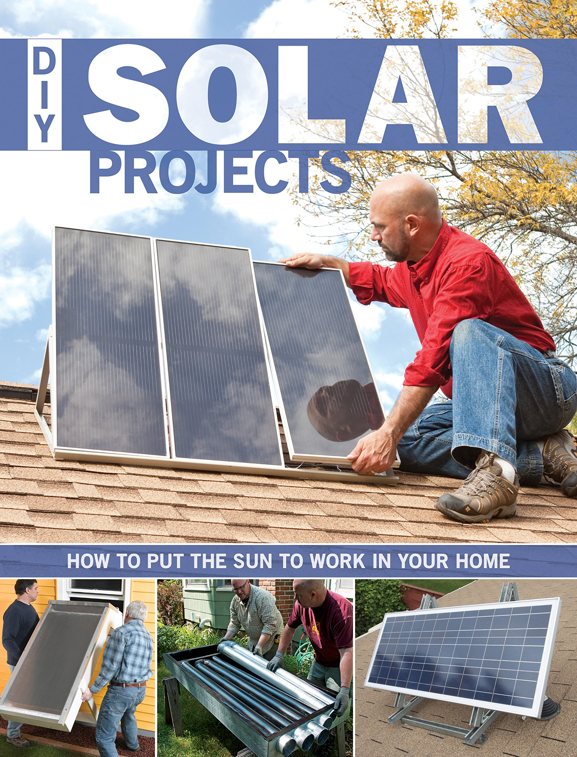 DIY solar projects : how to put the sun to work in your home / by  Eric Smith.