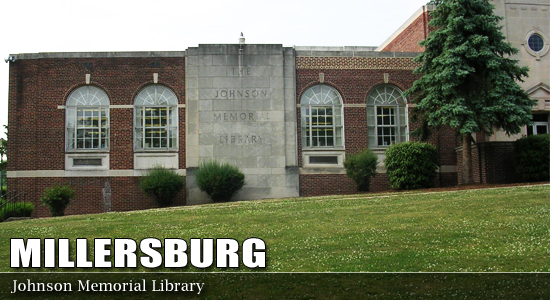 Johnson memorial library image