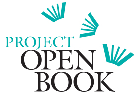 project open book logo