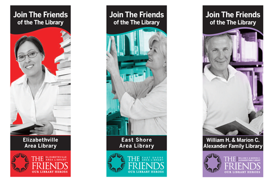 friend brochures