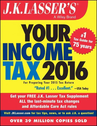 your income tax 2016