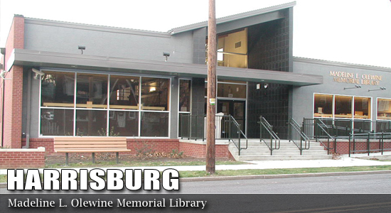 madeline l olewine memorial library image